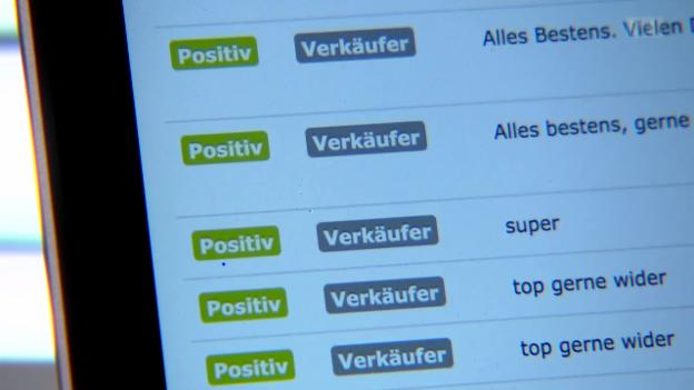 Video «Negative Kundenbewertungen: Die halbe Wahrheit im Internet» abspielen