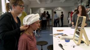 Video «Making Of «Im Schatten der Burg»» abspielen