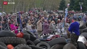 Video «Tote in der Ukraine» abspielen