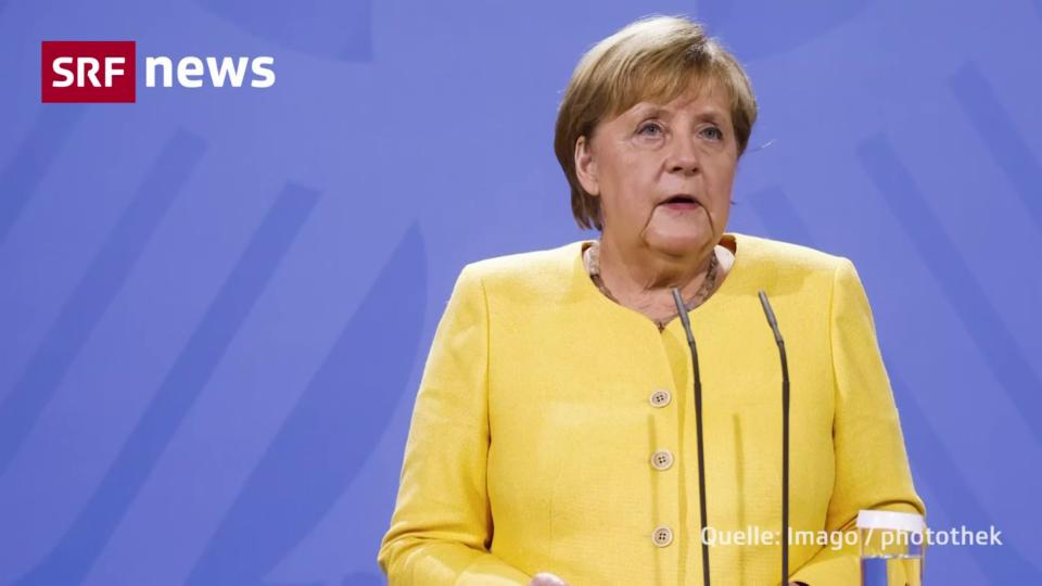 Die vier grossen Krisen der Ära Merkel