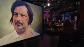 Video ««Verlorene Illusionen» von Honoré de Balzac (Hanser)» abspielen