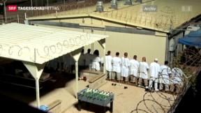 Video «Obama will Guantamo schliessen» abspielen