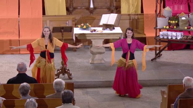 Video «Evangelisch-reformierter Gottesdienst aus Avenches» abspielen
