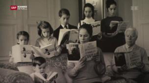 Video «Der andere Charlie Chaplin: Eine ziemlich persönliche Ausstellung» abspielen