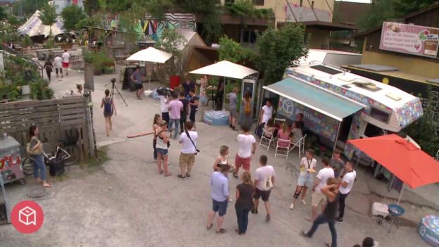 Video «politbox on tour #7: Live-Sendung aus Zürich» abspielen