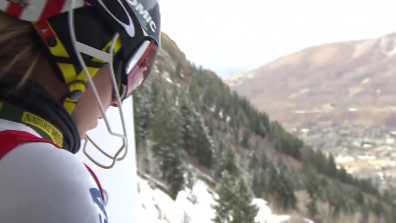 Ski Alpin: 2. Lauf Shiffrin