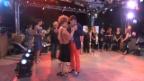 Video «Die Aufgabe: Corine Mauch und Nik Hartmann tanzen Walzer» abspielen