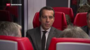Video «Österreichs neuer Kanzler» abspielen