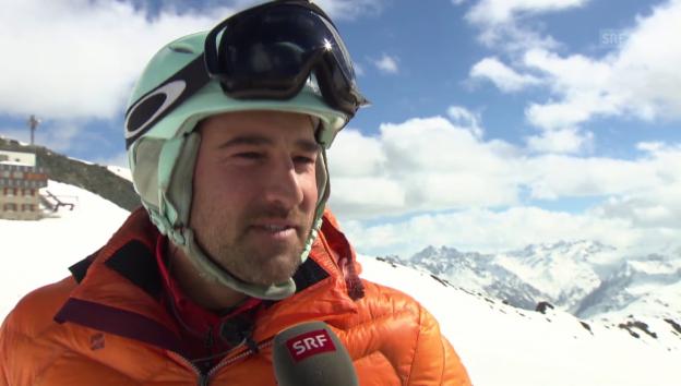 Video «Salar Bahrampoori: «Gigi» von Davos» abspielen