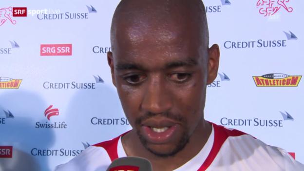 Video «Fussball: Interview mit Gelson Fernandes» abspielen