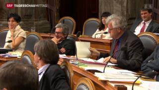 Video «Ständerat weist Erbschaftssteuerinitiative zurück» abspielen