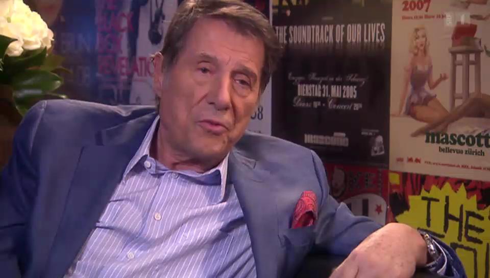 Udo Jürgens: Mit 79 mitten im Leben