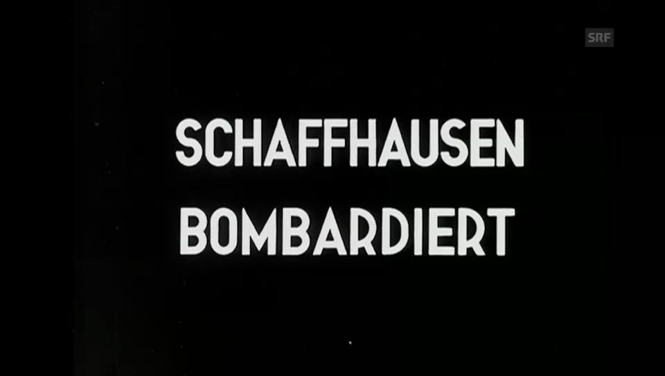 «Schweizer Filmwochenschau» vom 7. April 1944