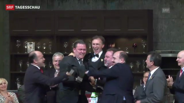 Schweizer gewinnt Sommelier-Weltmeistertitel