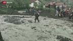 Video «Land unter am Balkan» abspielen