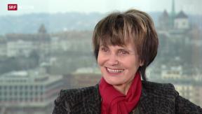 Video «Buch von Micheline Calmy-Rey» abspielen