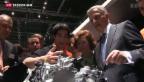 Video «84. Autosalon in Genf eröffnet» abspielen