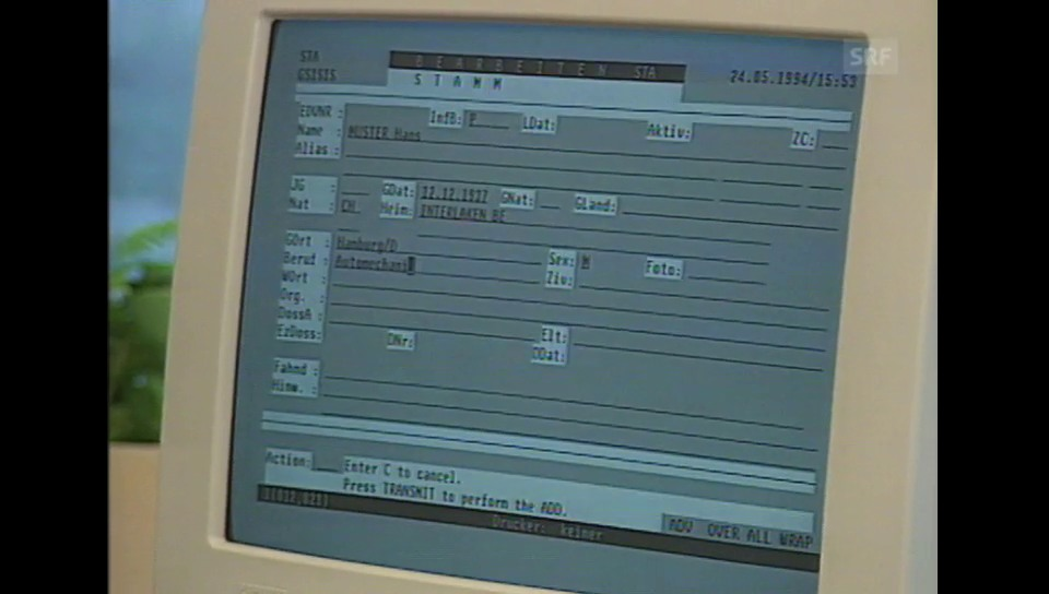 Karteikarten werden elektronisch