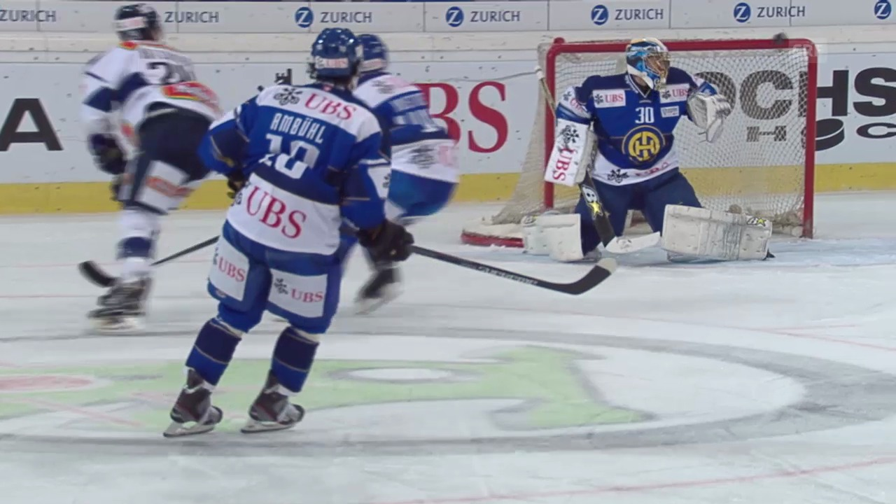 Eishockey: Spengler Cup, Highlights Davos - Zagreb