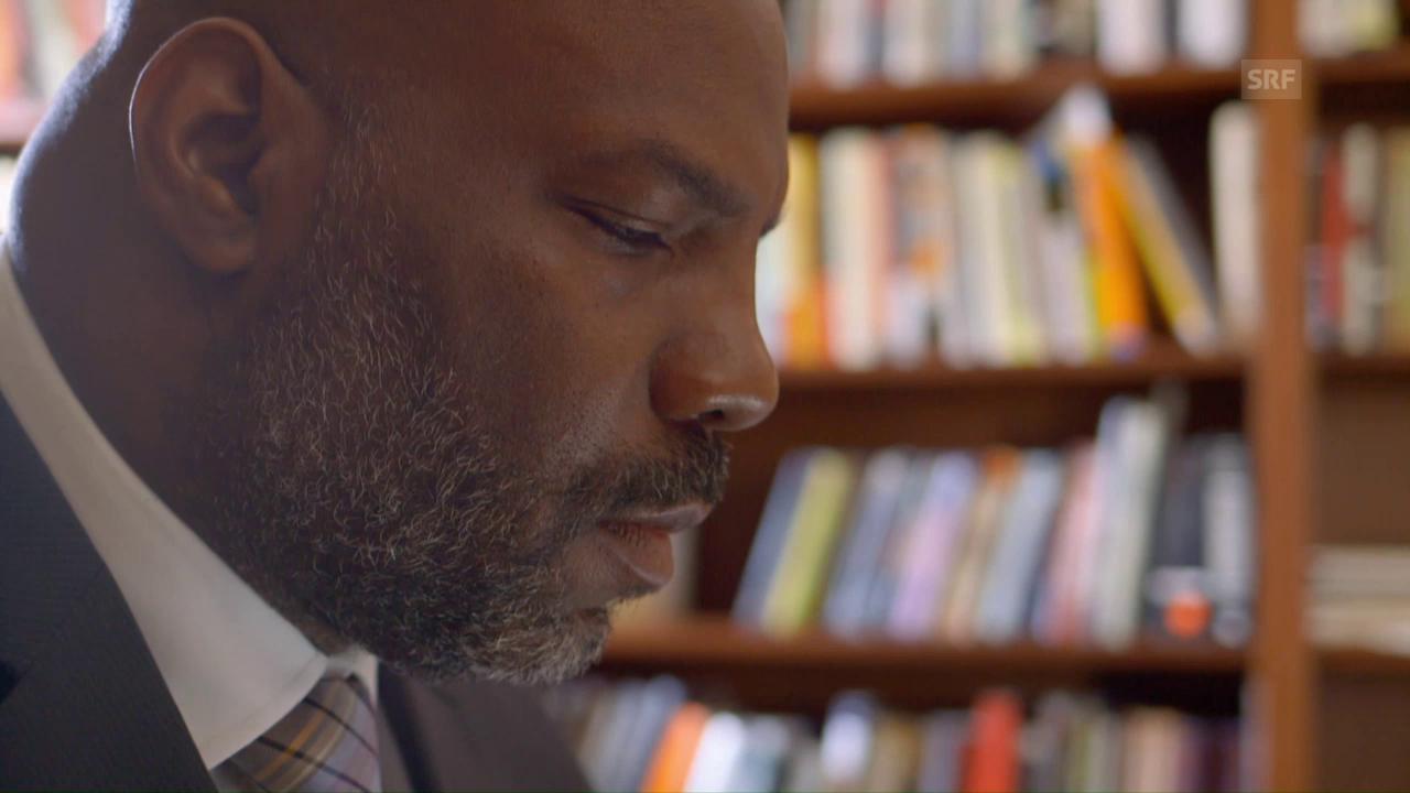 Jelani Cobb, Autor des Films «Im Visier: Die Polizei»