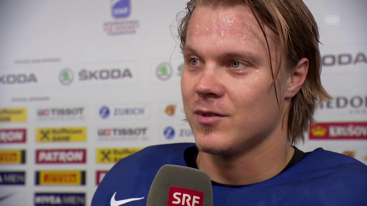Granlund: «Niederreiter und ich sind gute Freunde»
