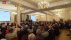 Video «Einsiedeln verweigert ETH-Professor den roten Pass» abspielen