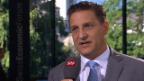 Video «Johannes Barth, CEO Privatbank Sallfort» abspielen