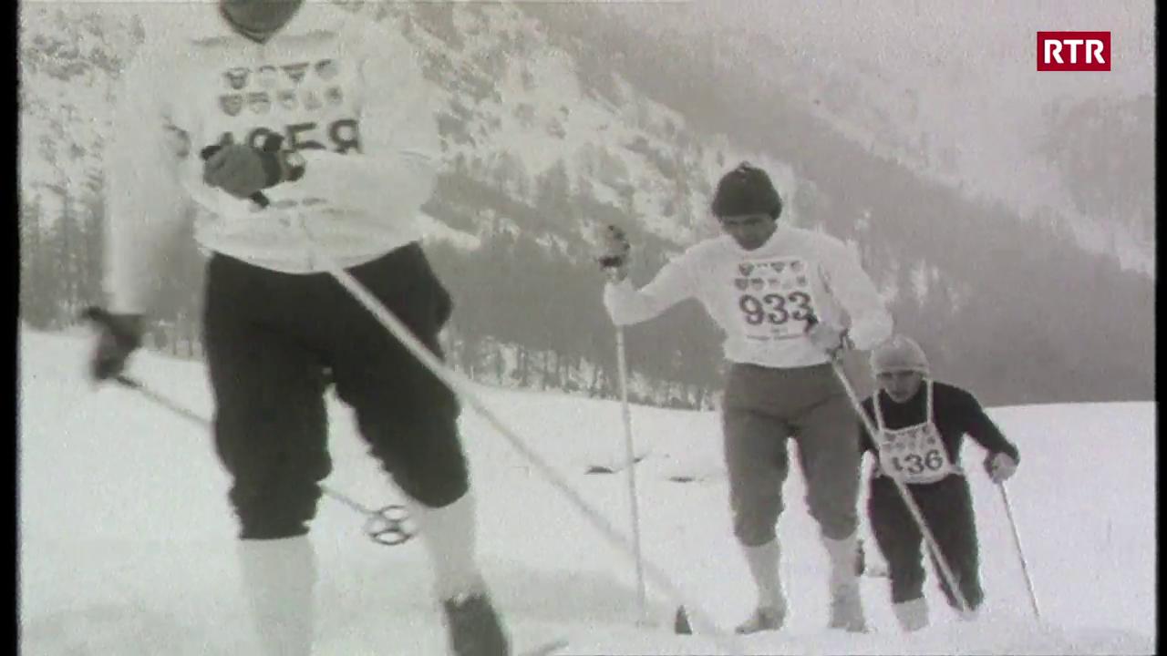 ragiunt il bit - maraton da skis engiadinais