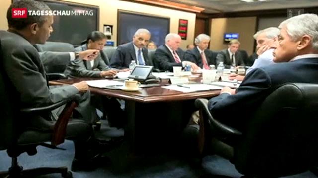 Reaktion der USA auf die Absetzung Mursis