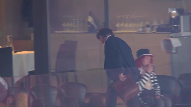 Video «Nach dem 0:2 durch Bottani: Canepa hat genug» abspielen