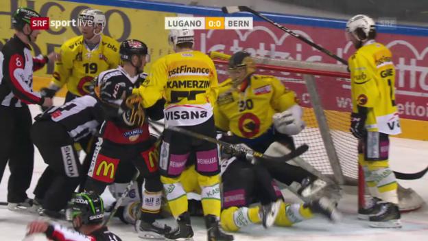 Video «Lugano – Bern» abspielen