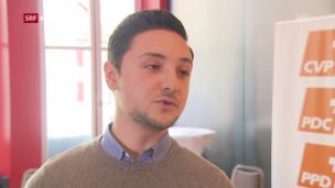 Video «Leroy Bächtold: «Die Initiative ist das falsche Mittel»» abspielen