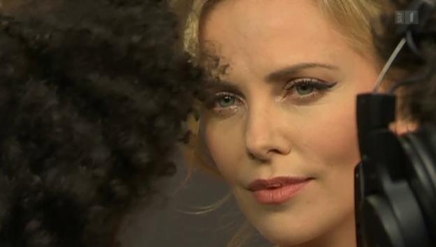 Video «Trennung: Charlize Theron und Sean Penn» abspielen