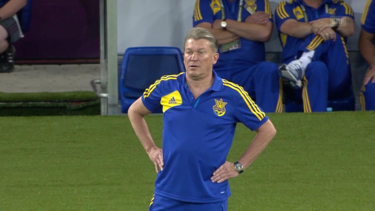 Oleg Blochin anlässlich der EURO 2012 im Porträt