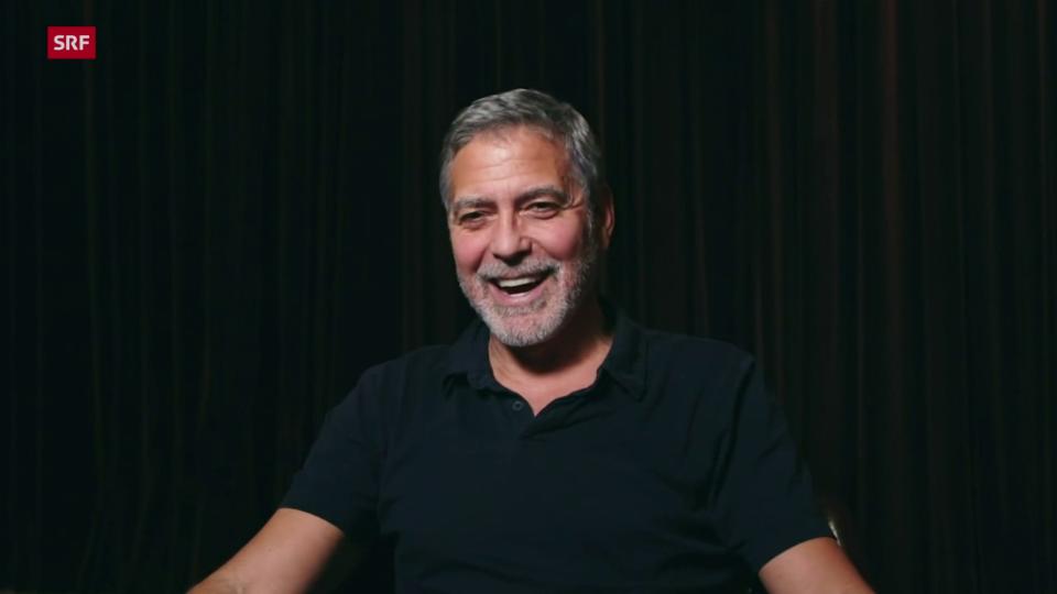 George Clooney als charmanter Gauner in «Ocean's Eleven»