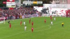 Video «Fussball: Schweizer Cup, Winterthur - Basel» abspielen