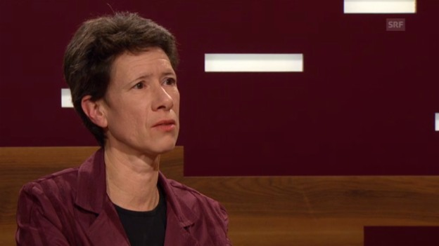 Video «Eva-Maria Faber: «Freie Meinungsäusserung war nicht gefragt.» abspielen