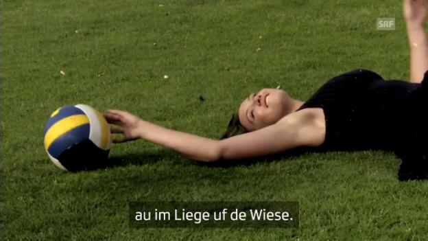Video «Sophie Hunger «LikeLikeLike» – Das Wort zum Video» abspielen