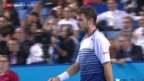 Video «Tennis: ATP Marseille, Wawrinka - Stachowski» abspielen
