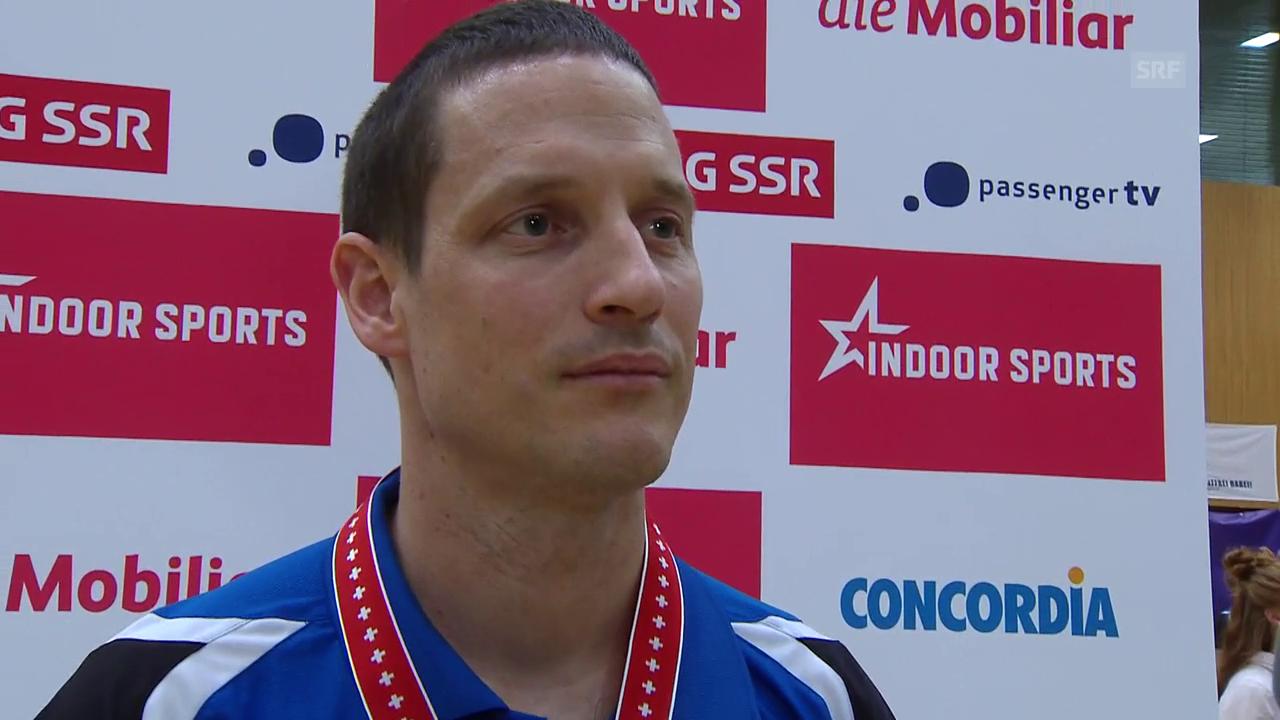 Interview mit SM'Aesch-Coach Lippuner