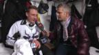 Video «Eishockey: Spengler Cup; Achtung, fertig, Salzi («sportlive» vom 27.12.2013)» abspielen