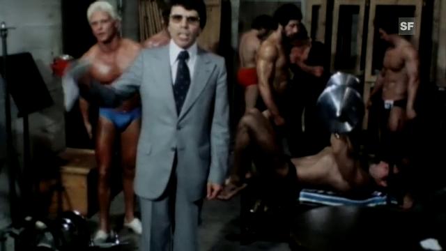 «Karussell» vom 13.10.1977: Passion Bodybuilding