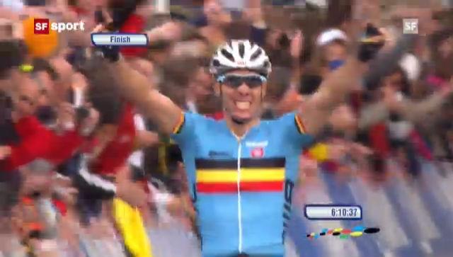 Gilbert ist Strassen-Weltmeister («sportpanorama»)