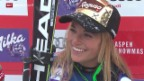 Video «Ski alpin: Interview mit Aspen-Siegerin Lara Gut» abspielen