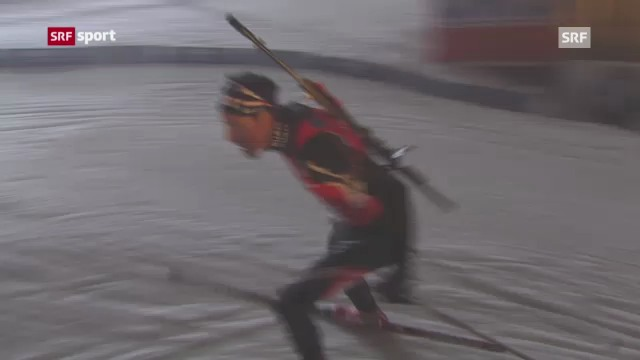 Biathlon: Weltcup-Sprint in Oberhof