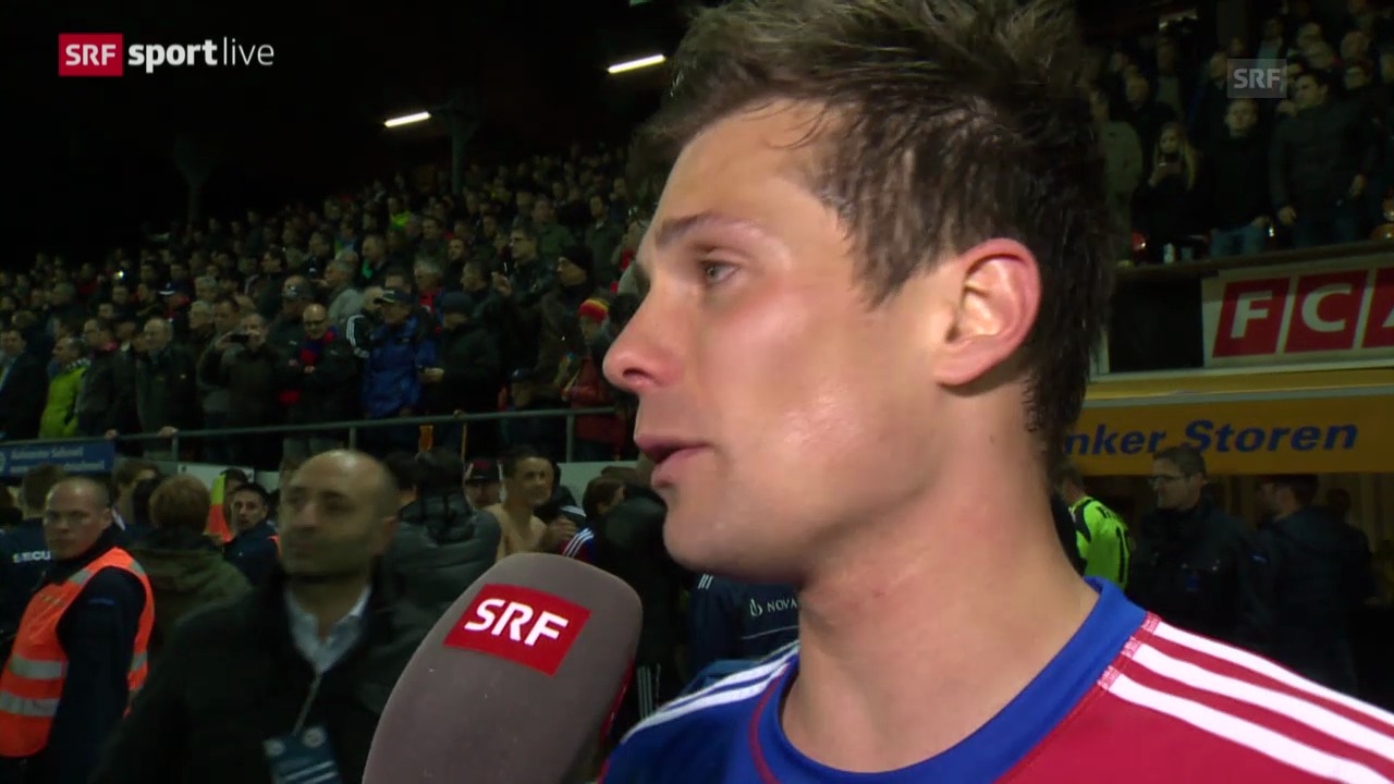 Fussball: Interview mit Valentin Stocker