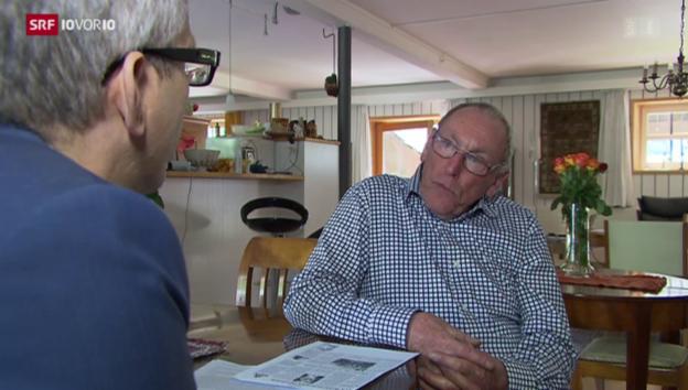Video «Verletzung des Kommissionsgeheimnisses: Ex-SVP-Nationalrat Weyeneth zu seinem Verweis» abspielen
