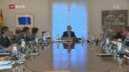 Video «Spanien beschliesst Aktivierung von Verfassungsartikel 155» abspielen