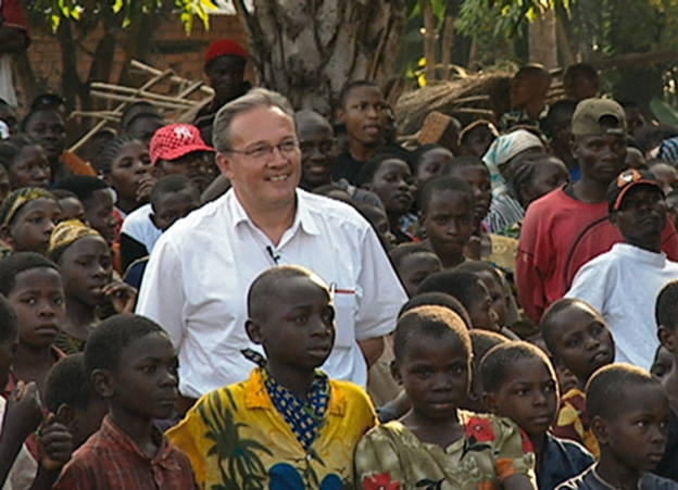 Video «Tod am Kilombero - Tanners unermüdlicher Kampf gegen die Malaria» abspielen