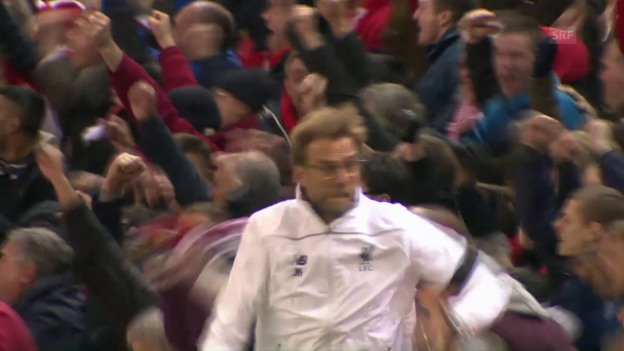 Video «Live-Highlights Liverpool - Dortmund» abspielen